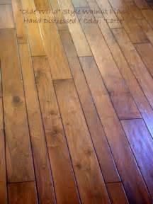olde world style walnut plank traditional hardwood