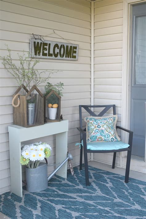 How To Decorate Our Home Curb Appeal Challenge The Reveal Our House Now A Home
