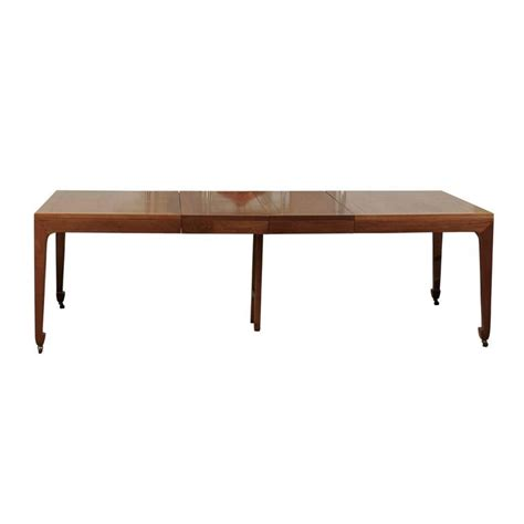 Baker Dining Table Breathtaking Restored Vintage Extension Dining Table In Walnut By Baker For Sale At 1stdibs