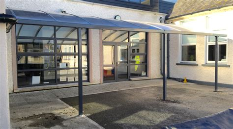 National Carports by Cloneygowan National School Co Offaly Carports Direct