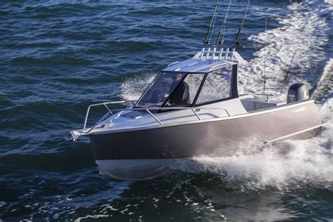 recreational fishing boats nz boat test reviews nz fishing world