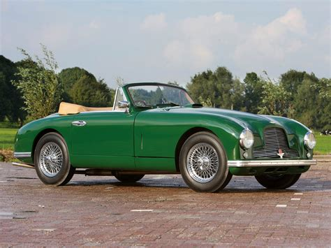 1950 Aston Martin by 1950 Aston Martin Db2 Vantage Drophead Coupe Retro