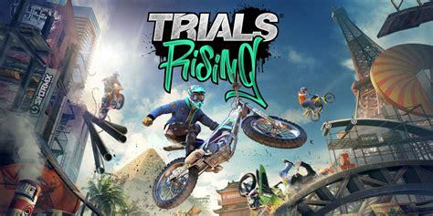 trials rising nintendo switch games nintendo