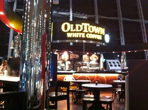 Coffee Town the cafe area picture of town white coffee kuala