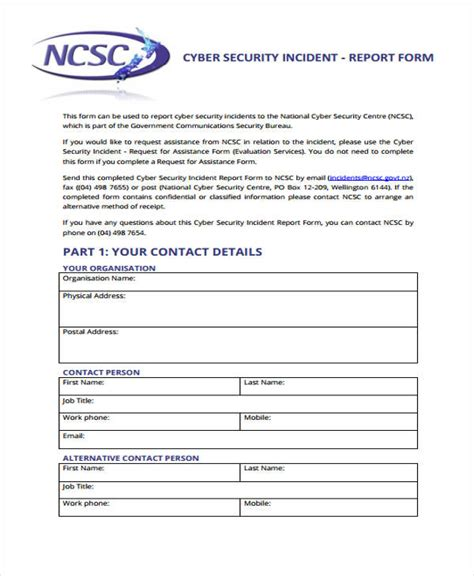 construction incident report template nsw sle incident report form free construction incident