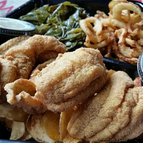hush puppies food near me all you can eat fried catfish with collard greens rings and hush puppies yelp