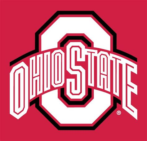 Ohio State Finder Ohio State Buckeye Logo Search Silhouette Cameo