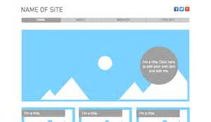 html page templates layout blank website templates for creative minds wix
