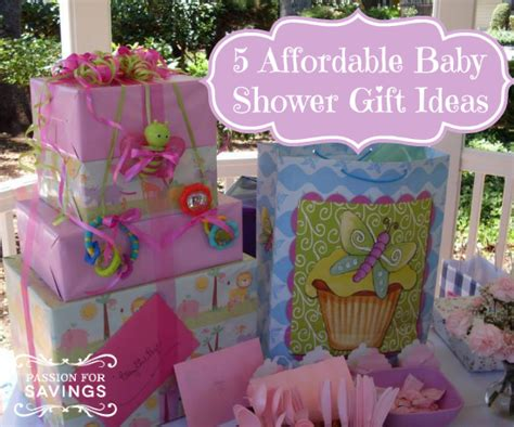 Cheap Baby Shower Gifts by Inexpensive Gifts For Baby Shower