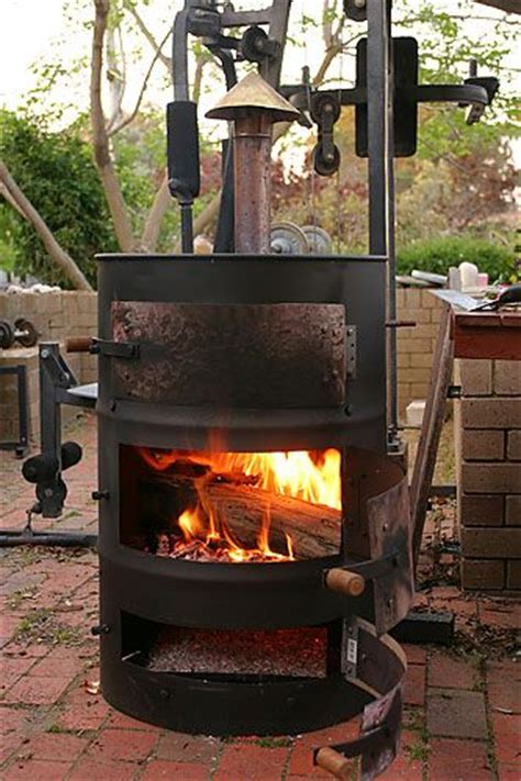 Drum Fireplace by 17 Best Images About 44 Gallon Drum On Stove