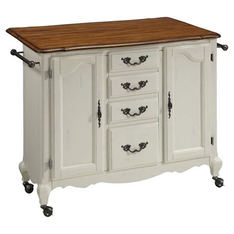 Kitchen Storage Carts Cabinets Rolling Kitchen Cart With 2 Cabinets 4 Storage Drawers And A Drop Leaf Breakfast Bar For