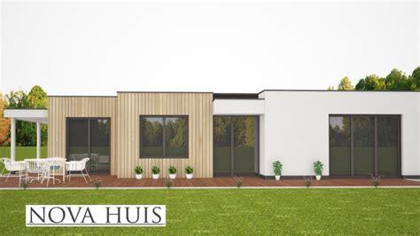 Kleine Bungalow Bouwen by Moderne Kubistisch Bungalows Huis