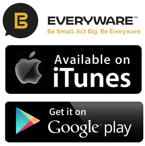 play ios on android everyware s small business application now available for in itunes for ios and in