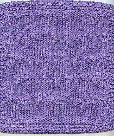 pattern for snowflake dishcloth 10 best images about valentine s day knit dishcloth