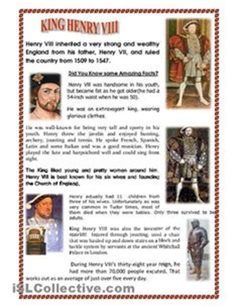 history on pinterest | tudor, henry viii and worksheets