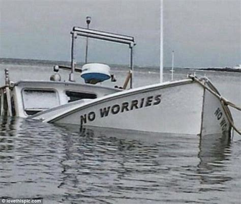 falling out of boat funny social media users have been sharing ironic pictures that