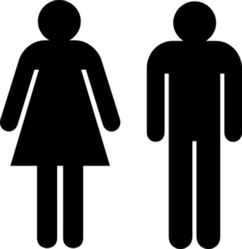 bathroom sign person toilet sign clip art at clker com vector clip art online