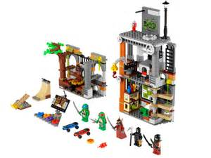Lego Sets Mutant Turtles Lego Set Images Arrive