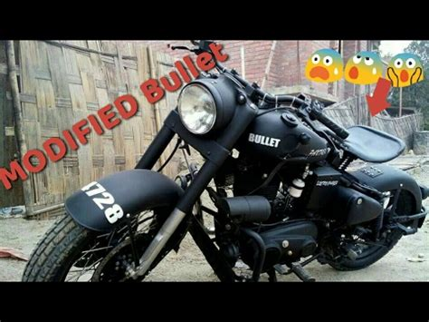 modified bullet modified royal enfield bullet in india bullet modified