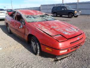 online auto repair manual 1990 ford probe lane departure warning 1zvbt22l9k5315451 bidding ended on 1989 red ford probe gt autobidmaster