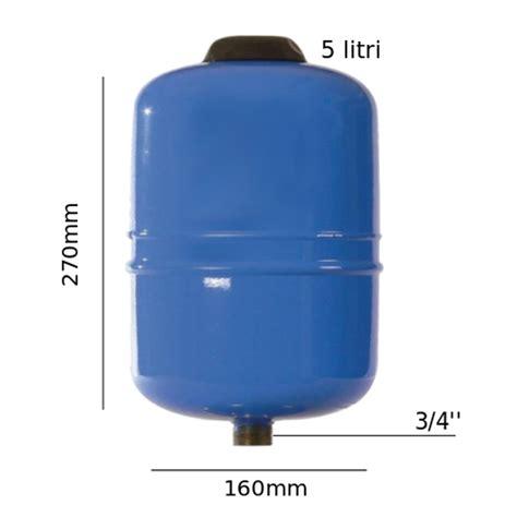 vasi espansione prezzo vaso espansione zilmet hydro pro 5 litri