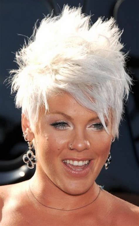 spiked hairstyles for older women short spiky hairstyles for older women with fine hair