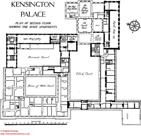 Kensington Palace 1a Floor Plan | the devoted classicist the duke and duchess of cambridge
