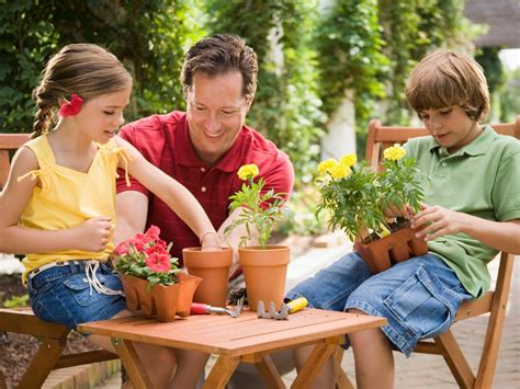 garden for family of 4 create an outdoor gardening studio for hgtv