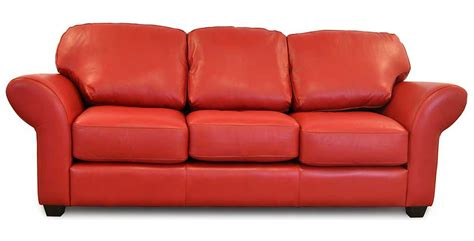 concord sofa red leather sofa red and black leather sofa set red