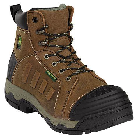 deere work boots for deere 174 6 quot wct ii waterproof aluminum alloy toe work