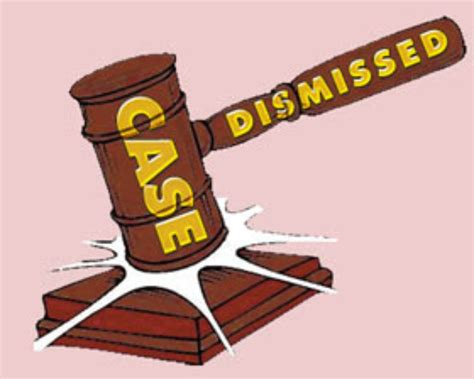 If Charges Are Dismissed Do You A Criminal Record Dismissed And Lanzillo Pllc