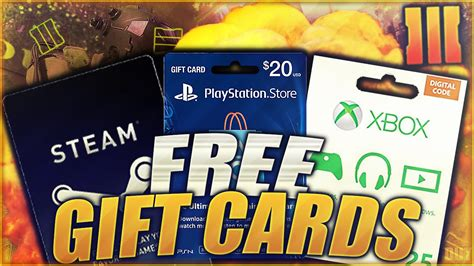 Gift Card Giveaways - free 200 gift card giveaway free psn xbl steam gift cards giveaway youtube
