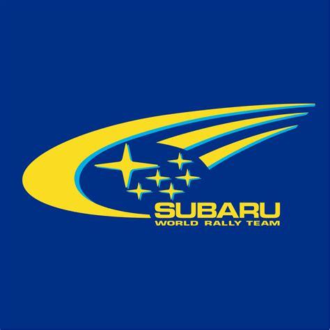 subaru japanese logo opiniones de subaru world rally team