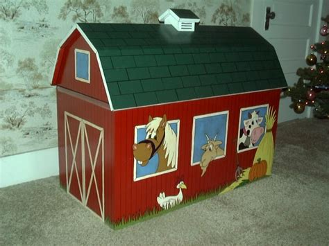 barn toy box  alan hart  lumberjockscom