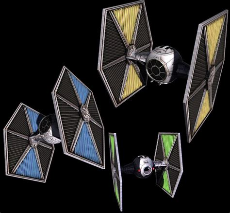 tie fighter image rise of the mandalorians mod for