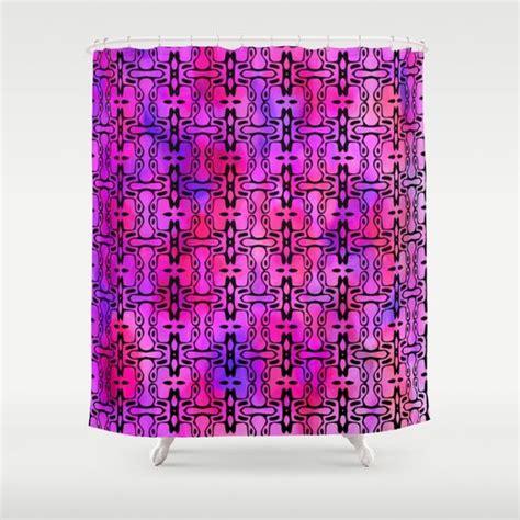 purple and black shower curtain best 25 purple shower curtains ideas on pinterest