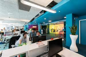 Google Office Design Philosophy by Google S New Office In Dublin