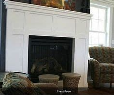 wood trim around fireplace house fireplaces on fireplaces