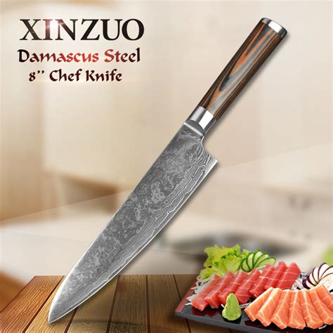 high quality kitchen knives stainless steel japanese chef xinzuo 8 quot chef knives high quality fashion japanese vg10