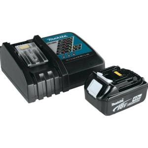 makita 18 volt lxt lithium ion 4 0ah battery and charger