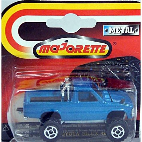 majorette toyota hilux  pickup truck global diecast direct