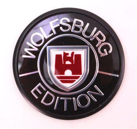 volkswagen wolfsburg emblem genuine wolfsburg fender emblem vw jetta golf mk2 vanagon