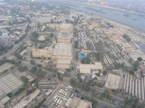 How Big Is 15000 Square Feet by Have We Really Left Iraq The Us Embassy In Baghdad Is As