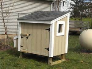 shed roof model chicken coops