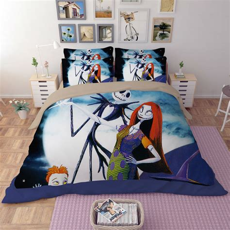 nightmare before christmas king size bedding online get cheap nightmare before christmas sheets