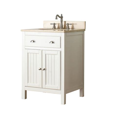 24 Bathroom Vanity And Sink Avanity Hamilton 24 Traditional Single Sink Bathroom Vanity Hamilton V24 Fw At