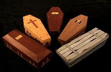 How To Make A Paper Coffin - maomao paper coffin haunted house series five 3d