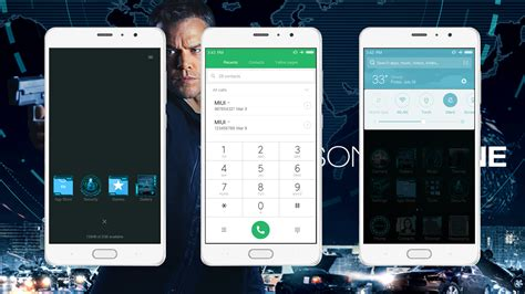 xiaomi themes download free jason bourne exclusive miui official theme download