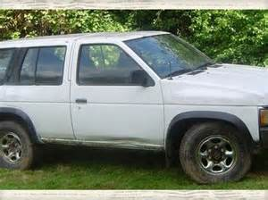 1993 Nissan Pathfinder Sell Used 1993 Nissan Pathfinder Xe V6 4x4 Suv 4 Door In