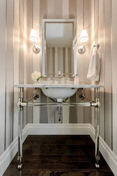 Bathroom Wallpaper Stripes by Wallpaper On Wallpaper Ideas Wallpapers And